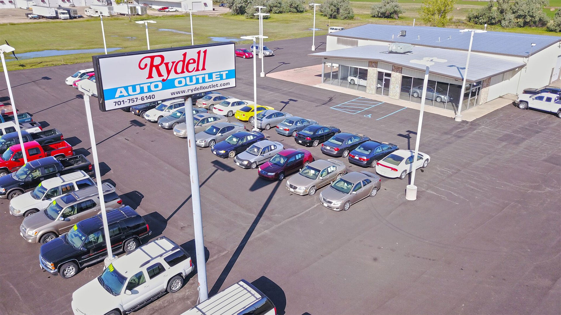 Car Dealerships In Grand Forks Nd >> Used Vehicles In Grand Forks Nd Rydell Outlet Center